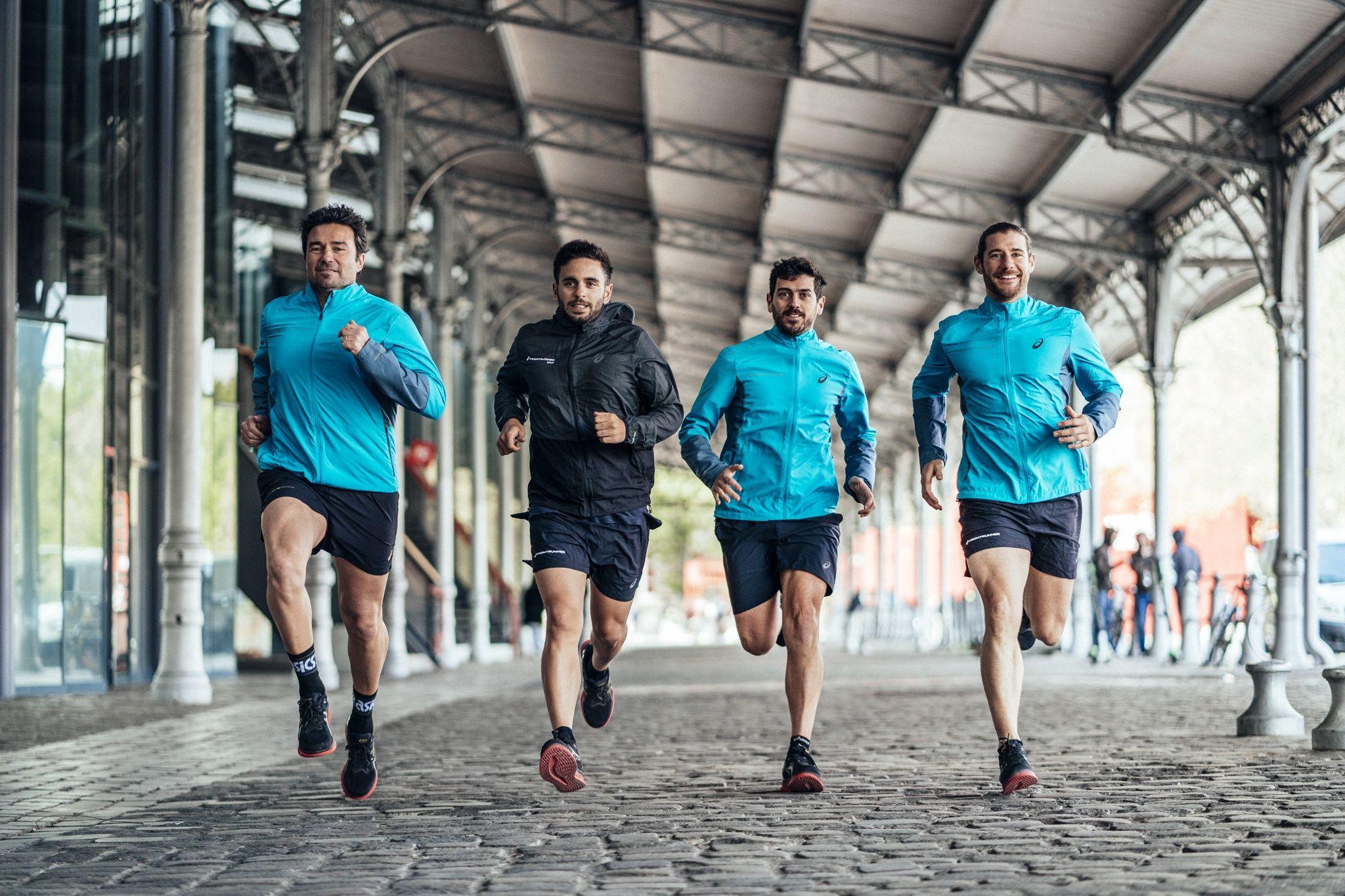 Desear audiencia Establecer  El running 'made in' Japón, un negocio de 4.650 millones...