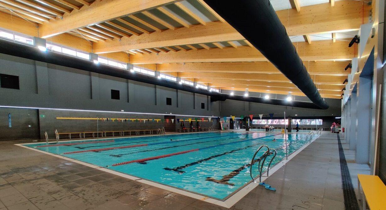 Piscinas municipales Centro deportivo San Blas Madrid